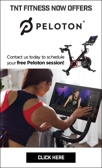 TNT Fitness Peloton bike offer